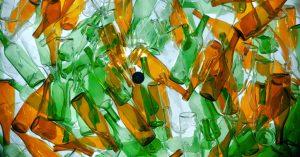 Además de reciclar Qué puedo hacer con el vidrio