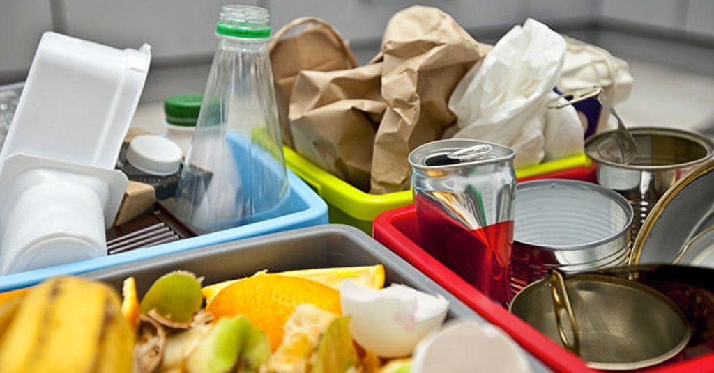 Contenedores de reciclaje: conoce sus significados