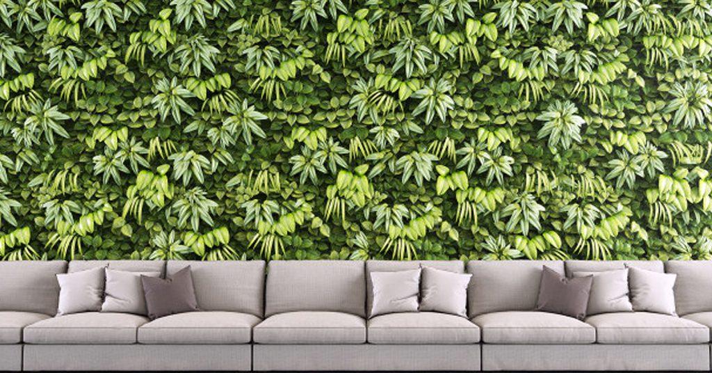 Hacer un jardín vertical casero con una ventana