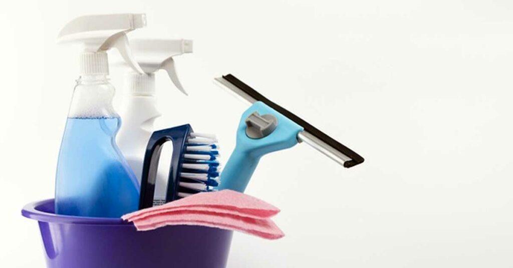 Limpieza puntual del hogar