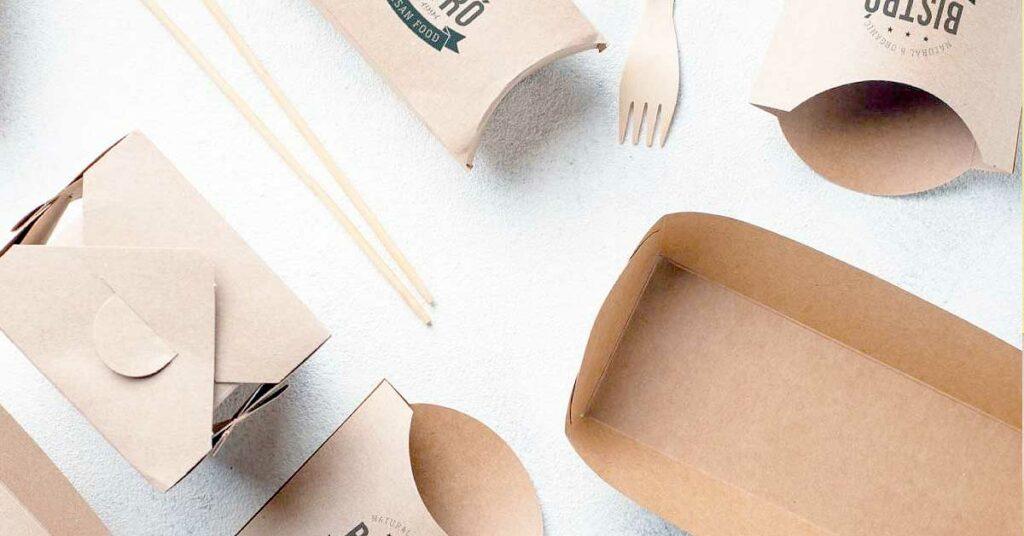 Mejor sitio para comprar envases ecológicos para take away
