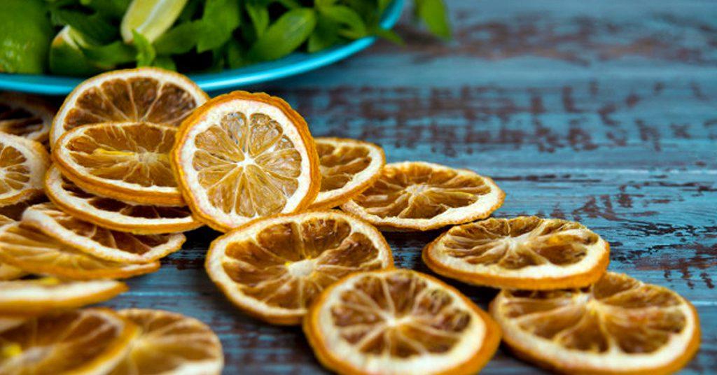 Recetas con fruta deshidratada