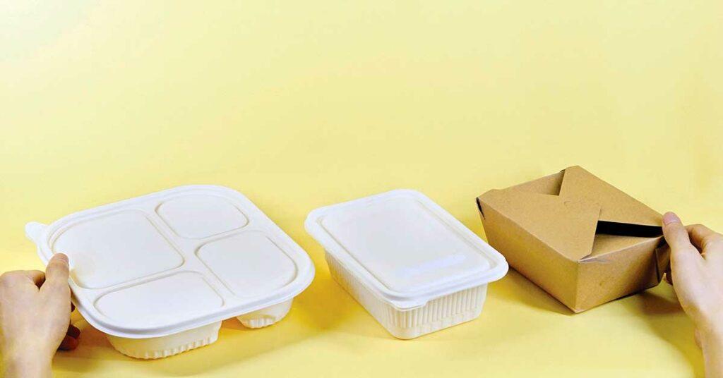 Tipos de envases de packaging ecológico