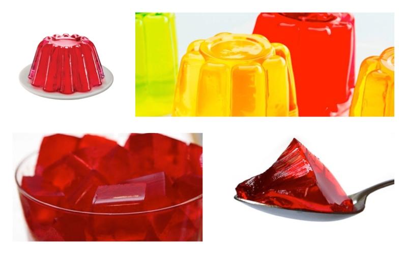 Beneficios y propiedades de la gelatina
