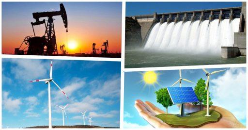 Renovable y no renovable