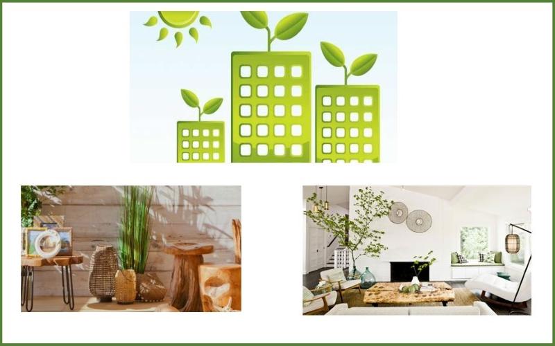 Ökologische Dekoration: Kreative Ideen für Ihr Zuhause