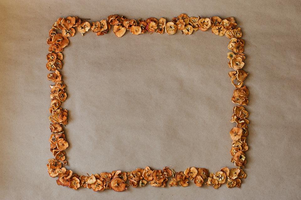 papel kraft decorado