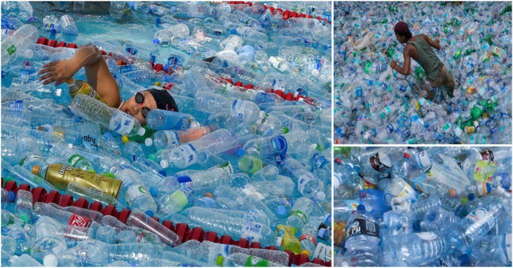 Consumo de plásticos y el CO2