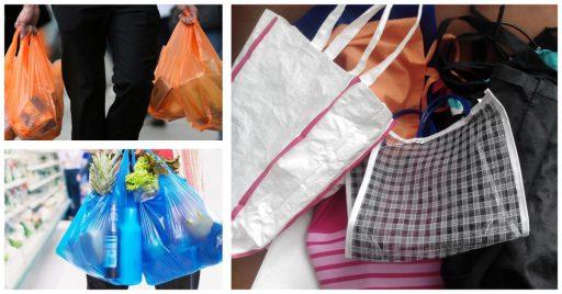 Implementos para hacer la compra