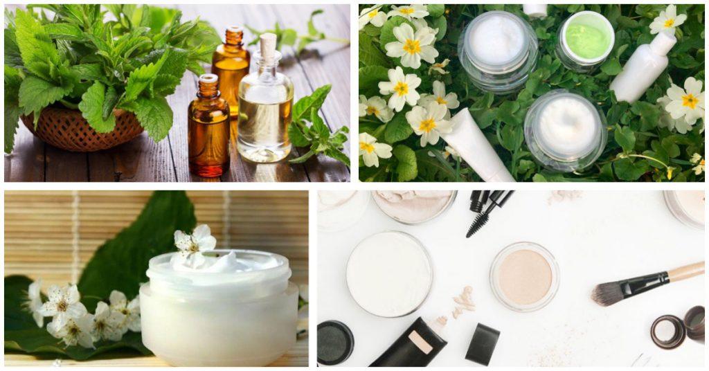 Algunos cosméticos ecológicos