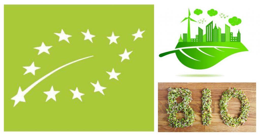 Así se identifican los productos ecológicos