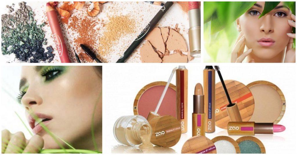 Beneficios de utilizar maquillaje ecológico