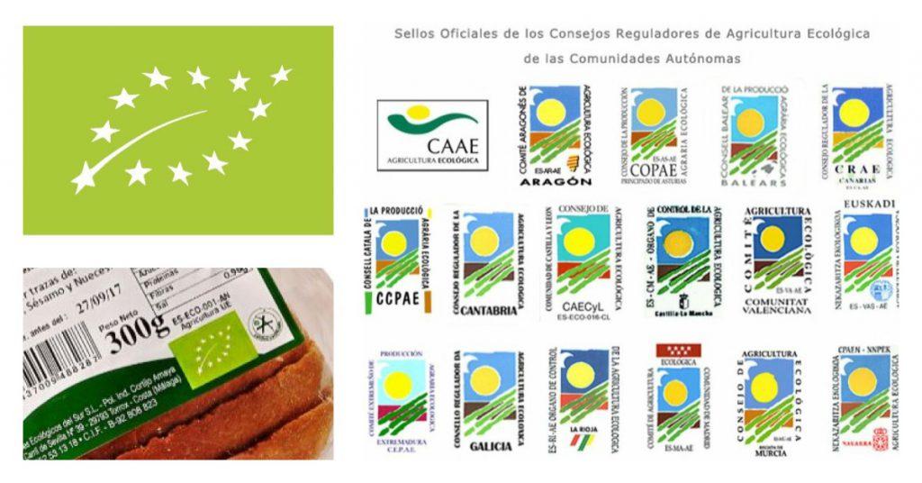 Certificado ecológico europeo vs certificación ecológica en España