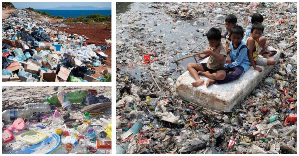 De dónde viene el plástico que nos estamos comiendo