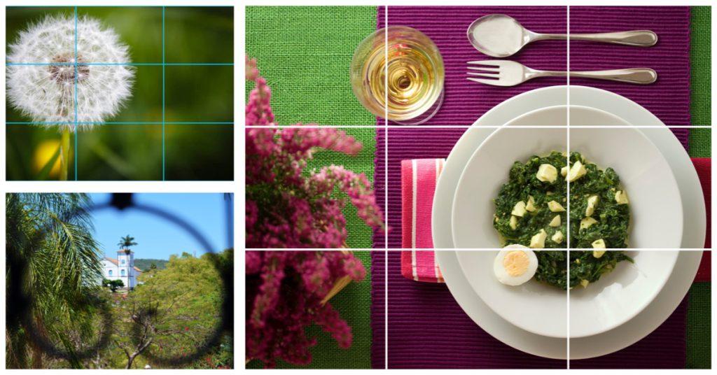 Elementos a tener en cuenta al tomar fotografías de alimentos