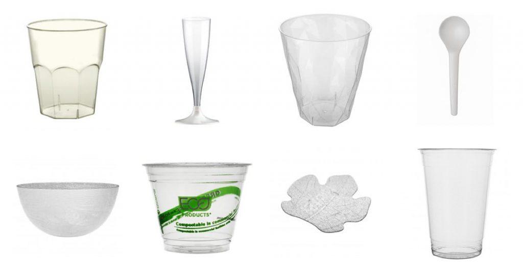 En qué se utiliza este bioplástico