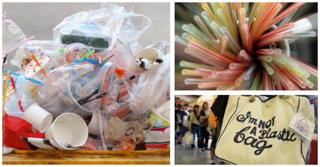 Evita el consumo de plástico