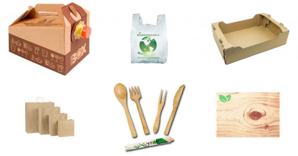Productos ecológicos en Greenuso