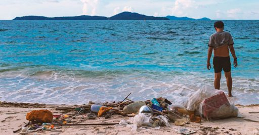 Acciones para evitar la creación de las islas de plásticos