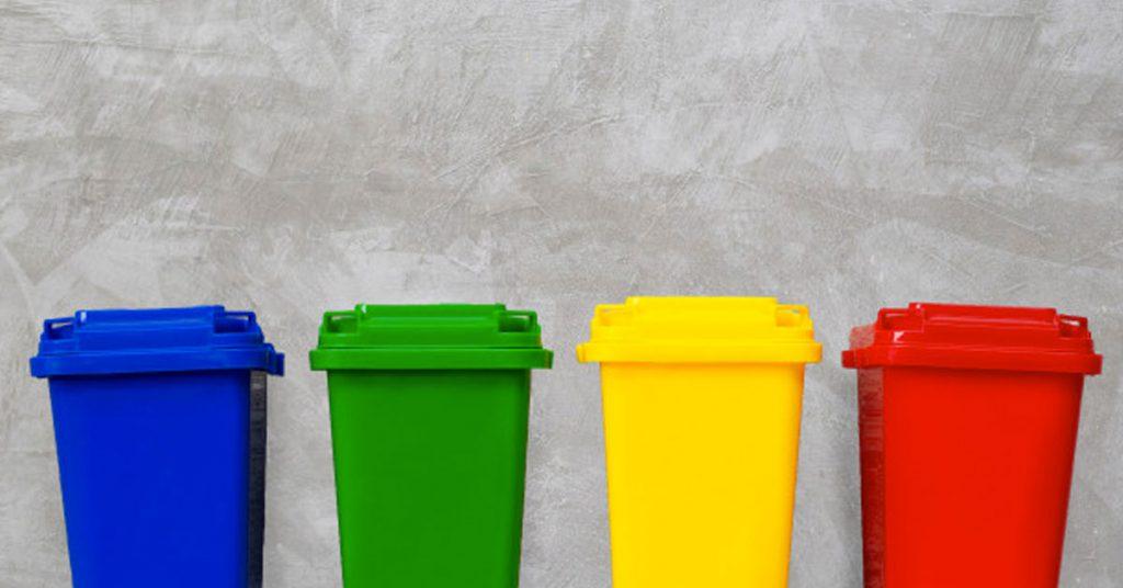 ¡Basta de confusión! Conoce los colores del reciclaje