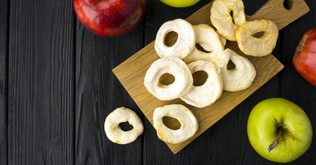 Beneficios de la fruta deshidratada