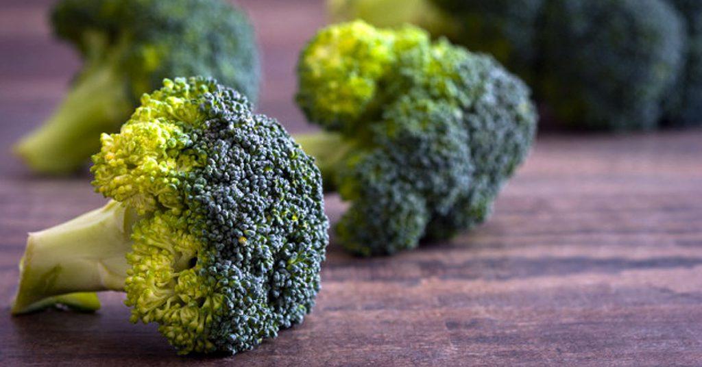 ¿Cómo conservar la frescura del brócoli?