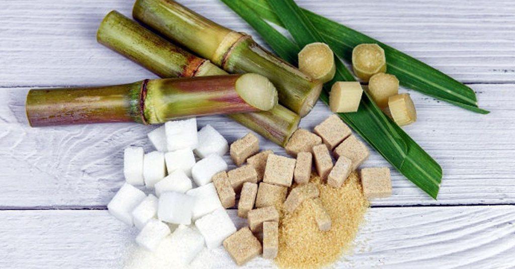 ¿Cómo se almacena la caña de azúcar?
