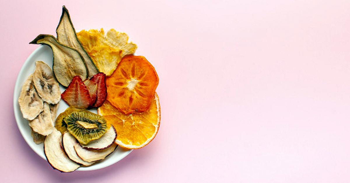 Fruta deshidratada: ¿Por qué debes comerlas?
