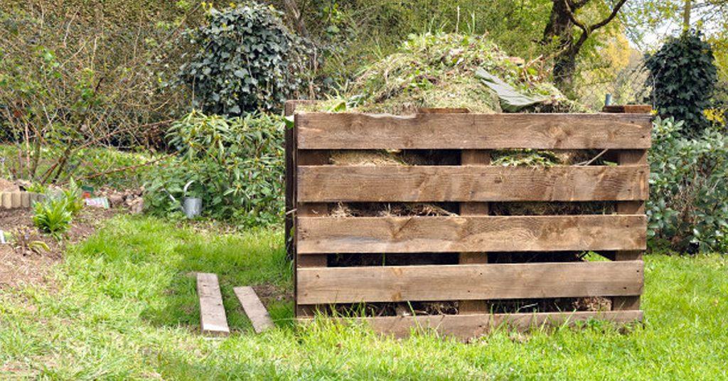 Hacer una compostera casera con palets