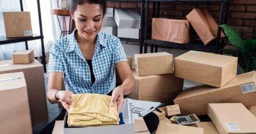 Materiales con los que se fabrica el embalaje ecológico