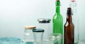 Opciones al uso de vidrio en nuestra cocina