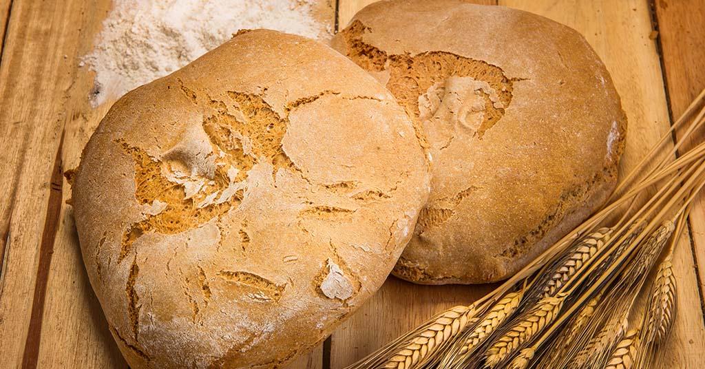 beneficios del pan de trigo