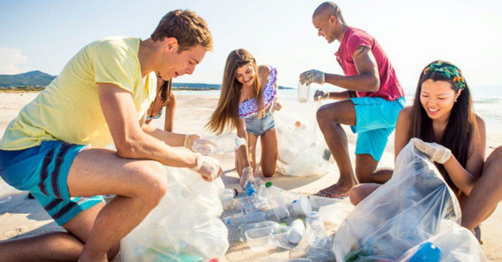 Principales beneficios de reciclar plástico PET