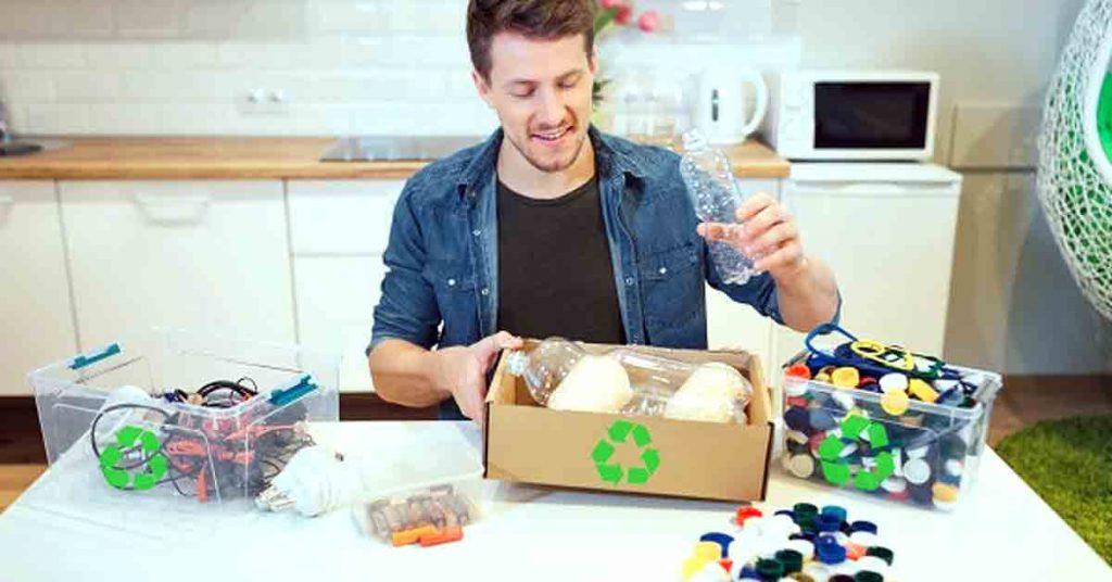 ¿Qué es el reciclaje solidario?