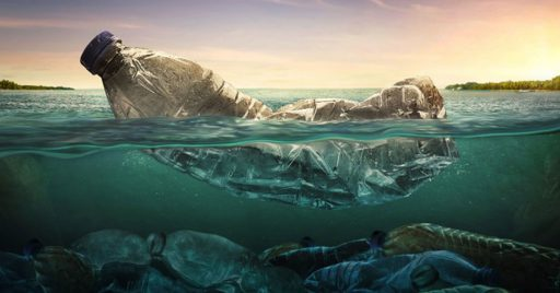 ¿Qué son las islas de plástico?