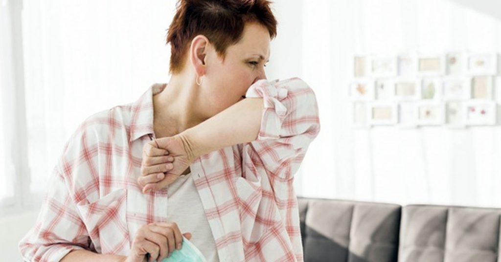 Razones por las que nos da tos