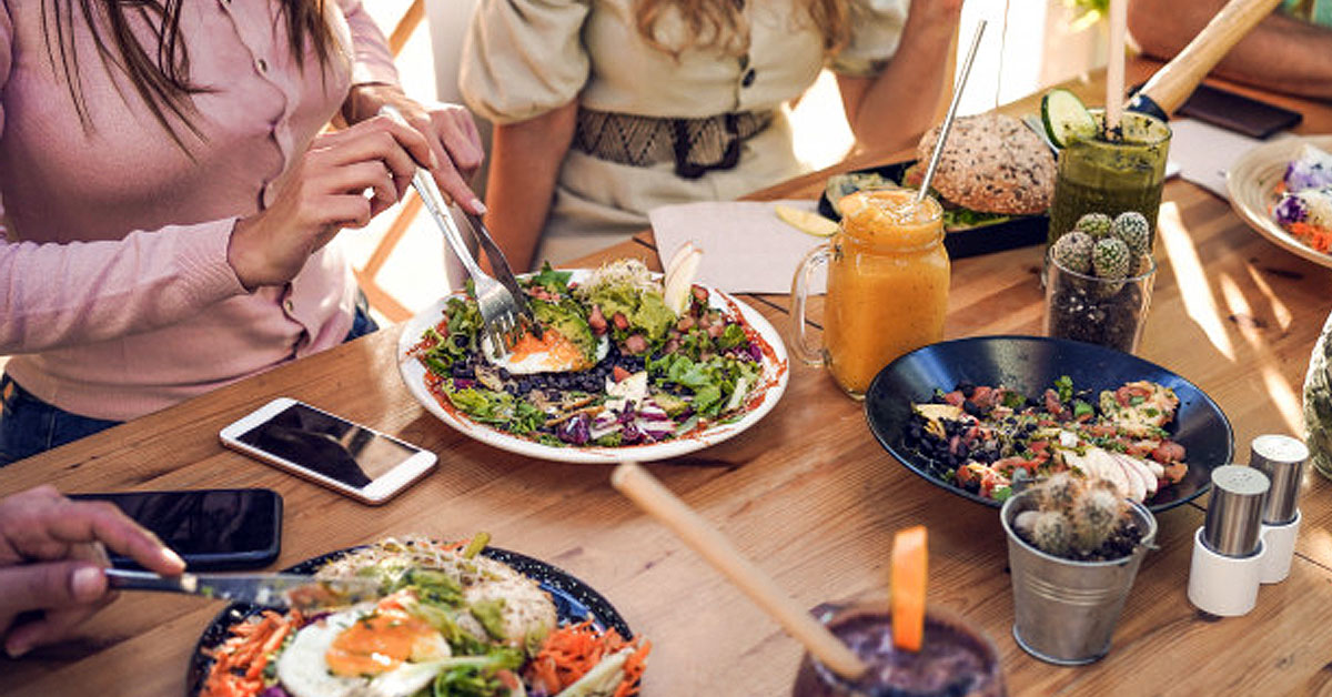 Restaurantes ecológicos: ¿Los conoces?
