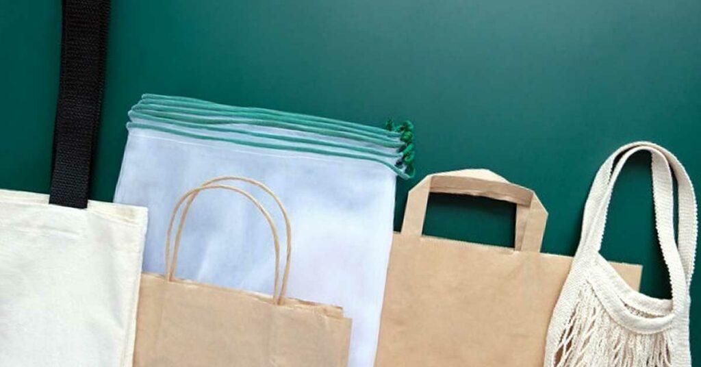 Tipos de envases ecológicos en el mercado