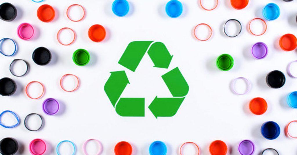 Tipos de reciclaje de PET