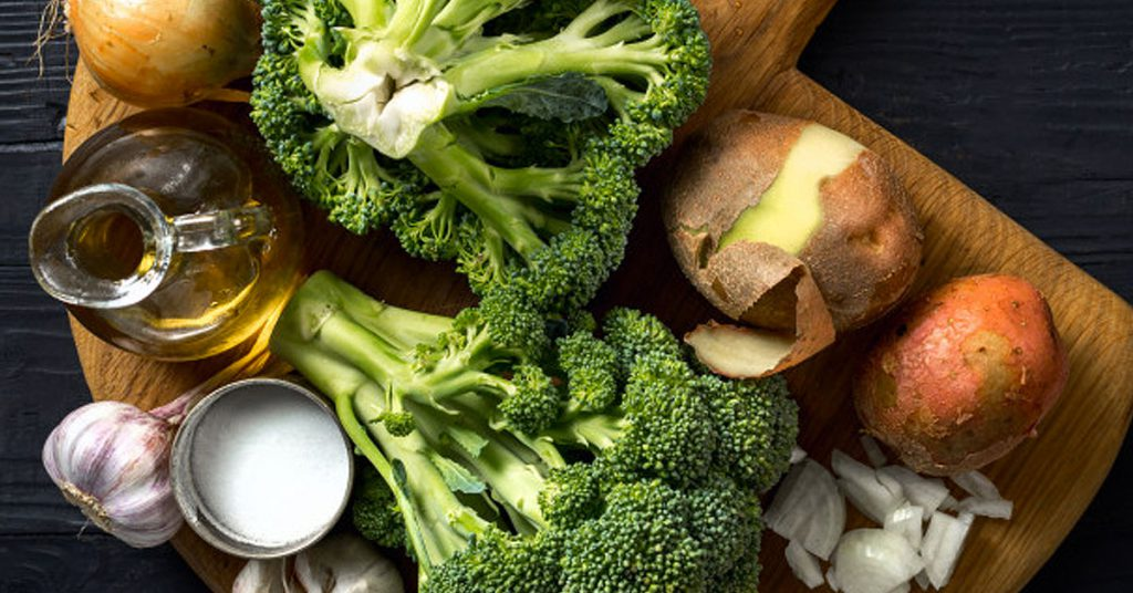 Tips para limpiar el brócoli