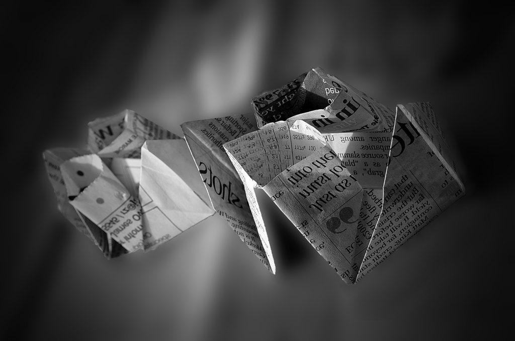 beneficios de reciclar papel como arte