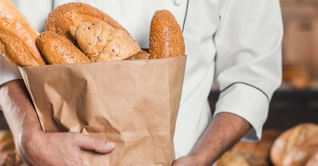 bolsas de papel panaderia