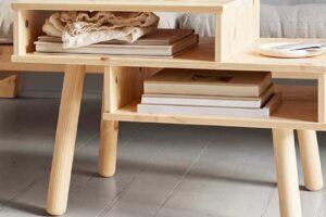 Construir o seu mobiliário de madeira nunca foi tão fácil. Siga estes passos!