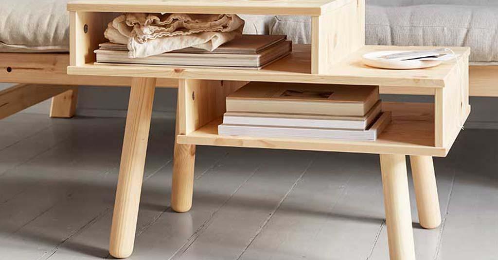 construir muebles de madera