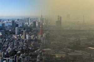 La pollution atmosphérique : qu' est ce que c'est, ses causes et ses conséquences
