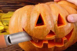 Déco citrouille Halloween