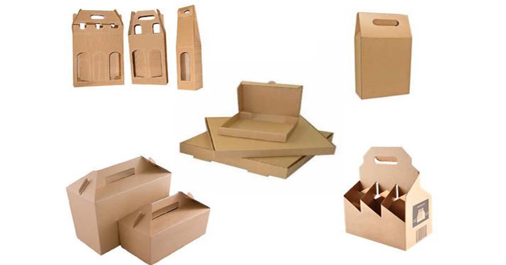 envases de cartón para alimentos