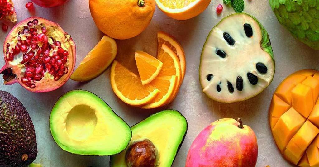 qué frutas salen en otoño