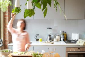 Passo a passo: Como montar uma horta de cozinha urbana