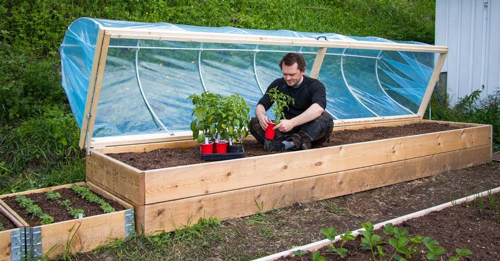 Cómo hacer un invernadero casero paso a paso
